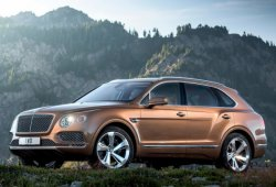 Bentley prepara un Bentayga muy radical y un deportivo biplaza eléctrico