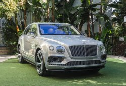 El Bentley Bentayga First Edition se revela en un evento privado