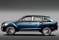 Bentley quiere un segundo SUV más pequeño