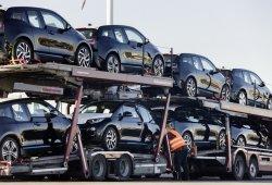 BMW i3, el tercer coche eléctrico más popular