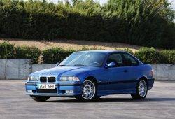 BMW M3 E36: el primero con seis cilindros