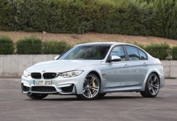 BMW M3 F80: con turbo y fibra de carbono