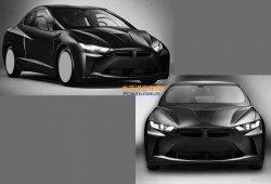 Misterio resuelto: BMW prepara un prototipo híbrido de 0,4 litros a los 100
