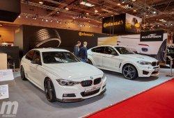 Más potencia y estilo para los BMW X6 M y BMW Serie 3 de AC Schnitzer