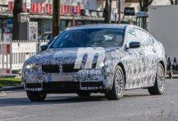 El BMW Serie 5 GT 2016 sigue con su puesta a punto