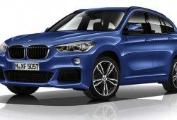 BMW X1 M Sport 2016, más deportividad y equipamiento para todos los motores