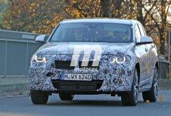 El BMW X2 continúa con su etapa de desarrollo y puesta a punto