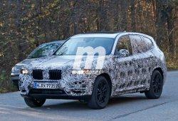 El BMW X3 de tercera generación llegará en 2017