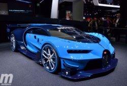 Bugatti Chiron, se filtran sus prestaciones: ¡de 0 a 100 en 2,3 segundos!