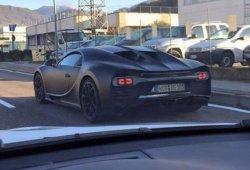Bugatti Chiron ¿Qué se espera del sucesor del Veyron?