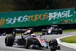 """Button: """"Correr contra Alonso es un mayor desafío que hacerlo contra Hamilton"""""""