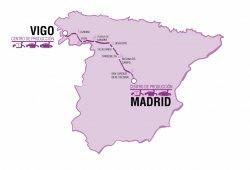 El coche autónomo de Peugeot Citroen recorre 599 km en Espana