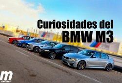 Curiosidades del BMW M3 que todo petrolhead debe conocer