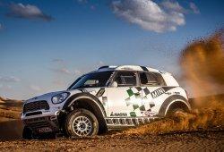 12 Mini All4 Racing a la conquista del Dakar 2016