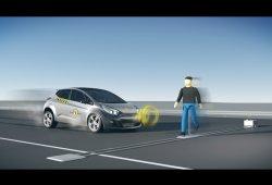 Euro NCAP añadirá el sistema de reconocimiento de peatones a sus pruebas