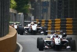 Felix Rosenqvist pole en Macao, Dani Juncadella segundo