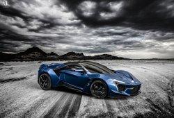 Fenyr Supersport, el nuevo superdeportivo de W Motors se presenta en Dubai