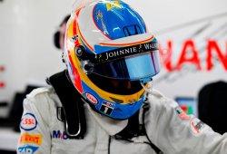 Fernando Alonso y un único deseo: que acabe 2015