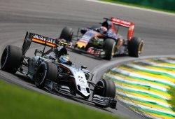 Force India quiere cerrar su mejor temporada a lo grande