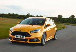 Ford Focus ST diésel, también con cambio automático Powershift