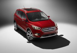 Saluda al Ford Escape, es decir al futuro Ford Kuga