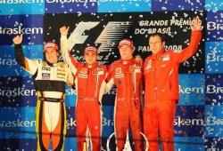 Memorias de Brasil 2008: campeón durante unos segundos