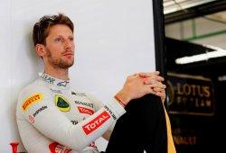 """Grosjean, ante su última carrera en Lotus: """"Será muy conmovedor"""""""