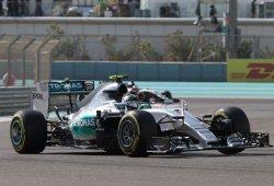 Rosberg lidera los últimos libres de 2015