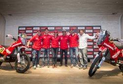 El Himoinsa Racing Team preparado para el Dakar 2016