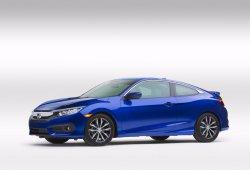 Honda Civic Coupé 2016, la versión compacta para el mercado americano