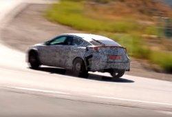 El Honda Civic Sedan Type R se muestra en vídeo