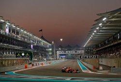 Horarios y previo GP Abu Dhabi 2015