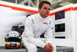 Manor convoca a King y Haryanto para el test de Pirelli en Abu Dhabi
