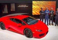 Lamborghini Huracán LP580-2, vuelve la propulsión