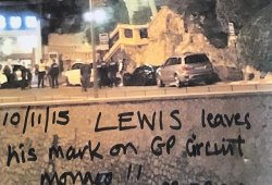 Lewis Hamilton estrella su Pagani Zonda LH en las calles de Mónaco