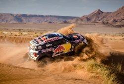 Lista de inscritos del Dakar 2016
