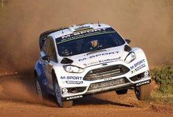 M-Sport compite en casa en el Rally de Gales