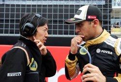 """Maldonado: """"Tengo el talento suficiente para vencer a Hamilton"""""""