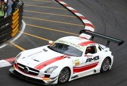 Maro Engel vence en el FIA GT World Cup de Macao
