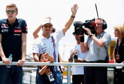 "Massa: ""Es difícil explicar la experiencia de correr en Brasil"""