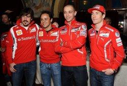 """Massa: """"A muerte con Rossi, lo de los españoles fue feo"""""""