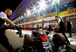 """Abu Dhabi, último """"test"""" de fin de semana para McLaren"""