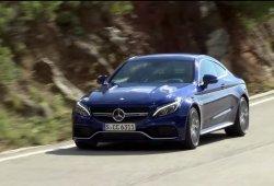 Disfruta del sonido del Mercedes-AMG C 63 S Coupé en este vídeo