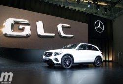 El Mercedes GLC será propulsado por hidrógeno en 2017