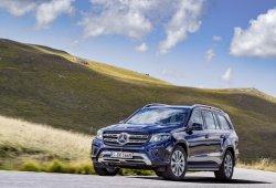 Mercedes GLS 2016, nueva denominación, misma clase