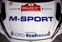 M-Sport y un Ford Fiesta R5 de reclamo