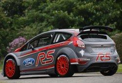 M-Sport presenta una evolución del Ford Fiesta R5