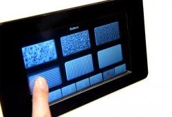 Bosch inventa la primera pantalla táctil con botones en relieve