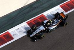 Sergio Pérez y Force India confían en cerrar 2015 con un gran resultado en Abu Dhabi