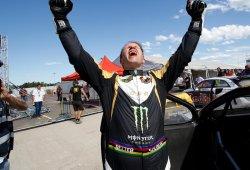 Petter Solberg es bicampeón del Mundial de Rallycross
